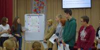 Засідання Ради лідерів Ради дітей та учнівської молоді міста Бровари