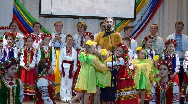 Народному вокальному ансамблю «Калинка» – многая літа!