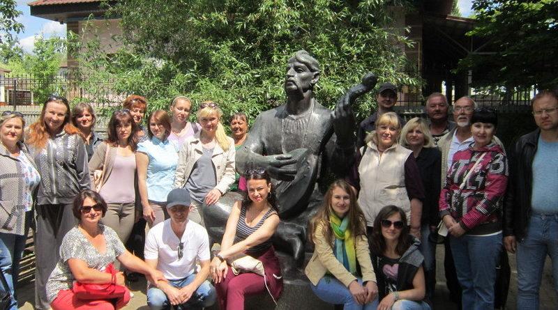 Історичними стежками Київщини