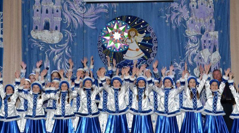 Різдвяні дзвони» – олімп різдвяних свят Палацу творчості дітей та юнацтва