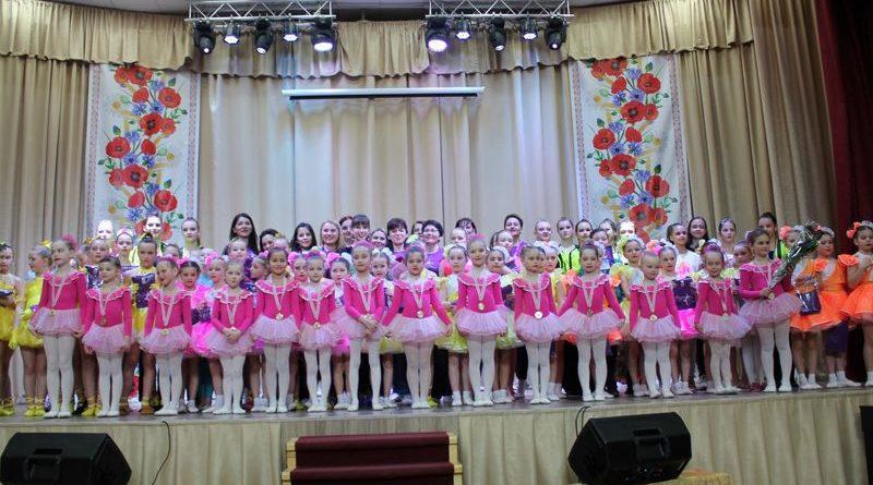 Відбувся конкурс дитячих постановок «Юний хореограф»